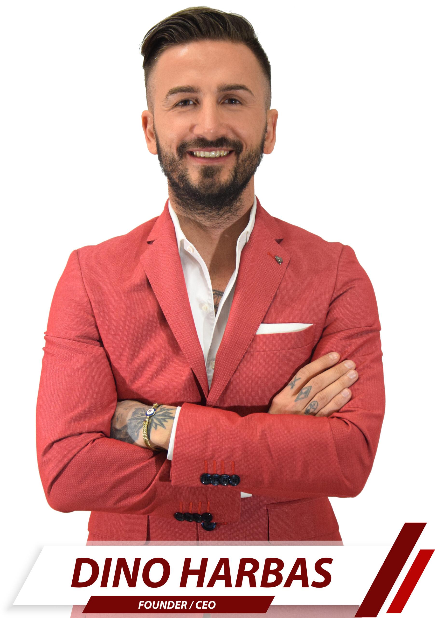 Dino Harbas - Founder- CEO