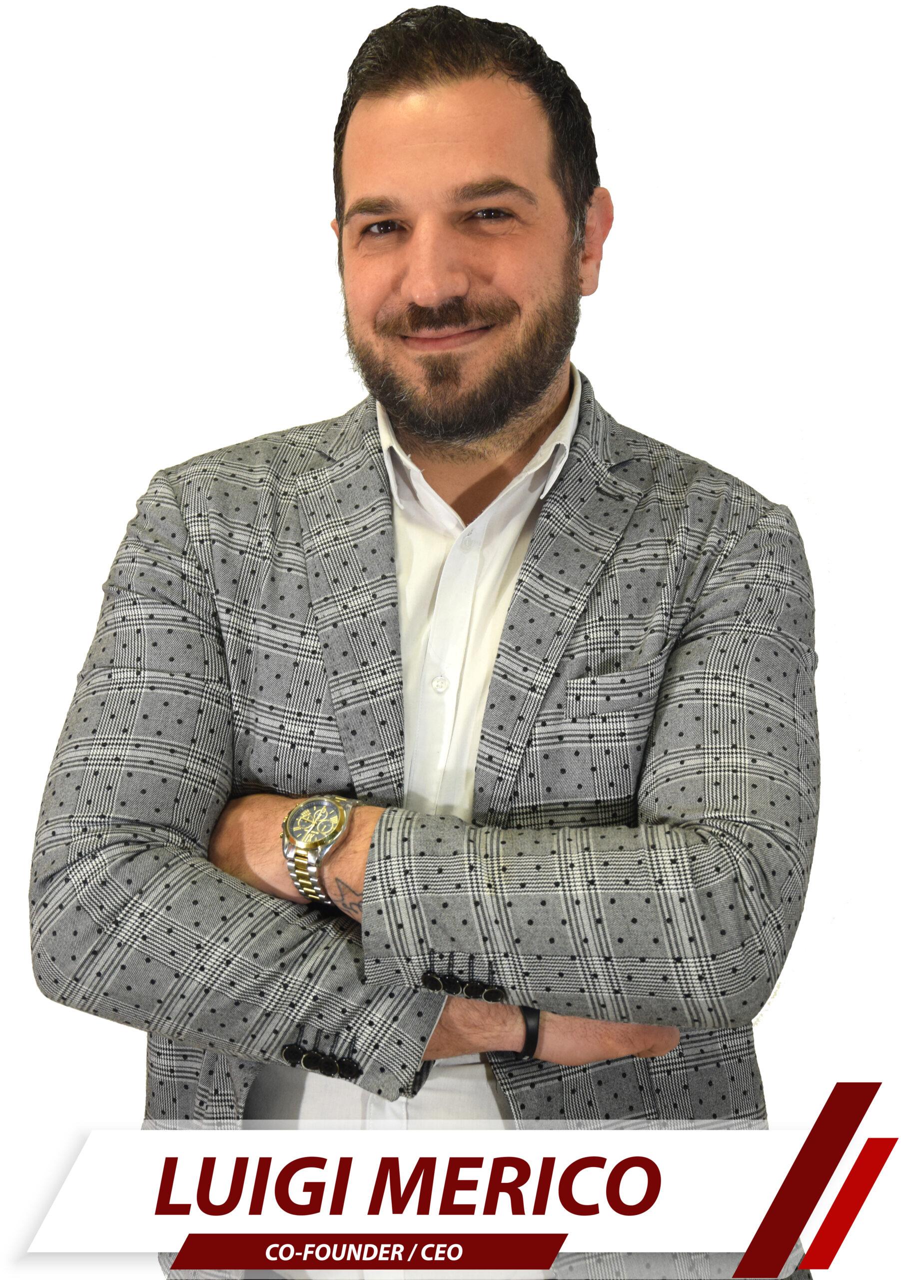Luigi Merico - Co-Founder- CEO