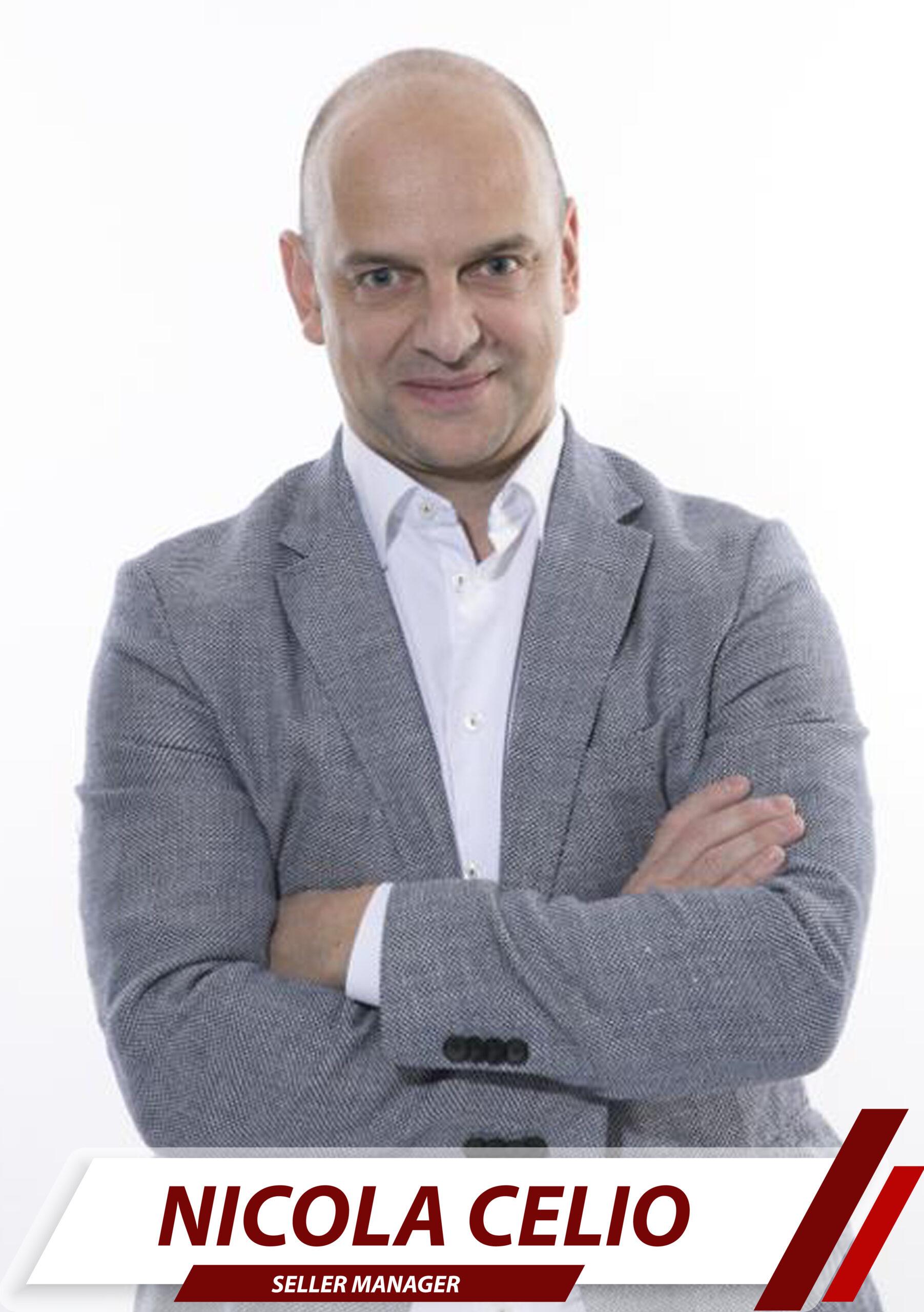 Nicola Celio - Seller manager