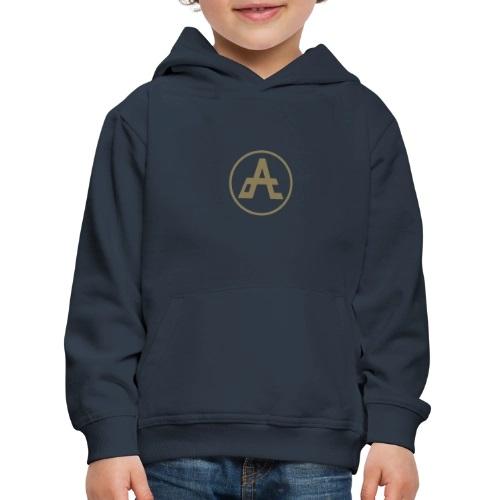 logo-oro-impresa-adrena-felpa-con-cappuccio-premium-per-bambini